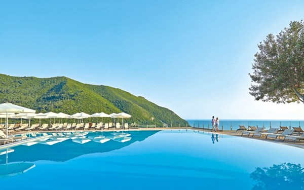 Luxueus adults only hotel op Corfu